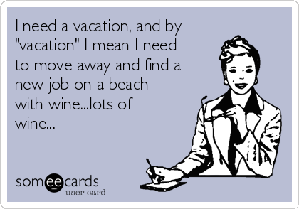 Leto a dovolenka